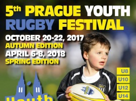 Prague Youth Rugby Festival